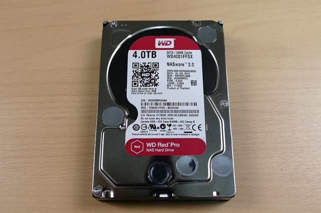 Western Digital Red Pro 4TB HDD İncelemesi