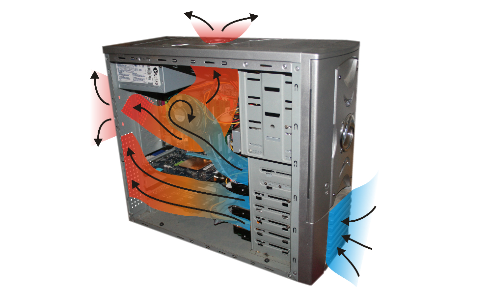 Bilgisayarınızın Sıcaklığını Düşürmenin 6 yolu