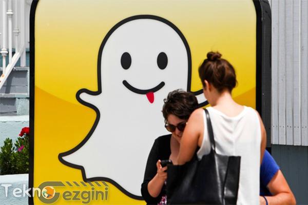 Snapchat-alışveriş