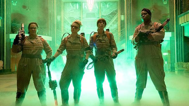 Ghostbusters Hayalet Avcıları